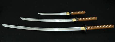 Pedang Tanto Japan Sword high quality forged japanese samurai sword set katana wakizashi tanto