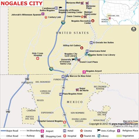 where is nogales arizona on a map pin by yvette palmer agave premier properties on nogales