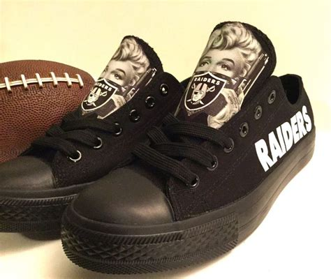 17 best ideas about oakland raiders shoes on