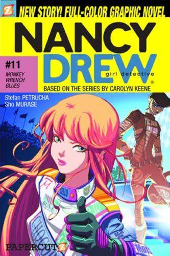 detective barnes series books nancy drew detective graphic novels series new and