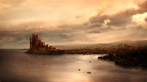 king s landing game of thrones king s landing 4k wallpaper