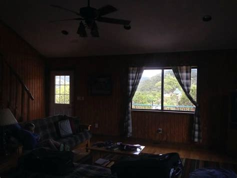 Foxfire Cabin by View From Hacienda Sol Living Room Picture Of