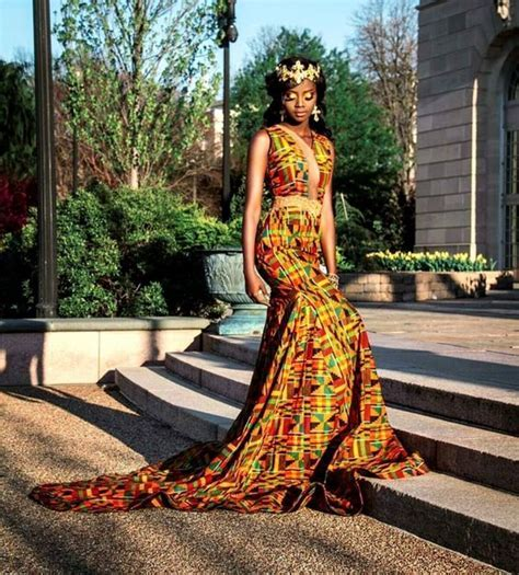 Kitenge Dresses for Wedding 30 Beautiful Kitenge Bridal Design