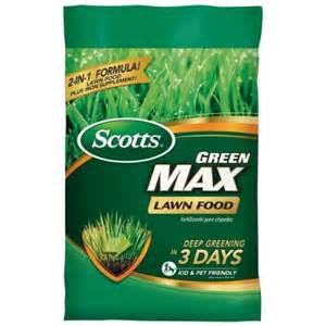 scotts 10 000 sq ft green max southern lawn fertilizer