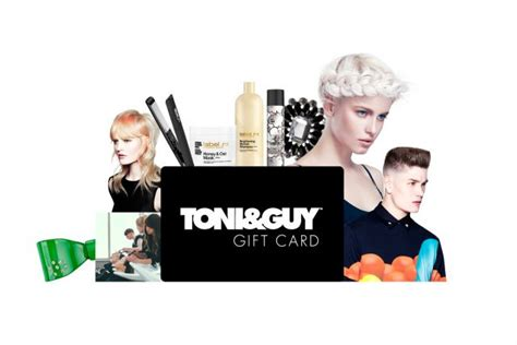 Toni And Guy Gift Card - promotions at toni guy aylesbury