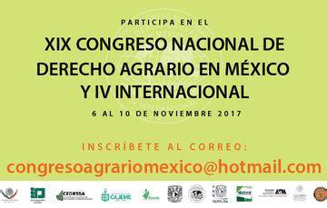 derechos de autor en per 250 registro derechos de autor xix congreso nacional de derecho agrario en m 233 xico y iv