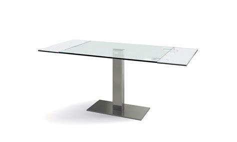 tavoli in cristallo allungabili cattelan elvis drive il tavolo in vetro allungabile cattelan italia