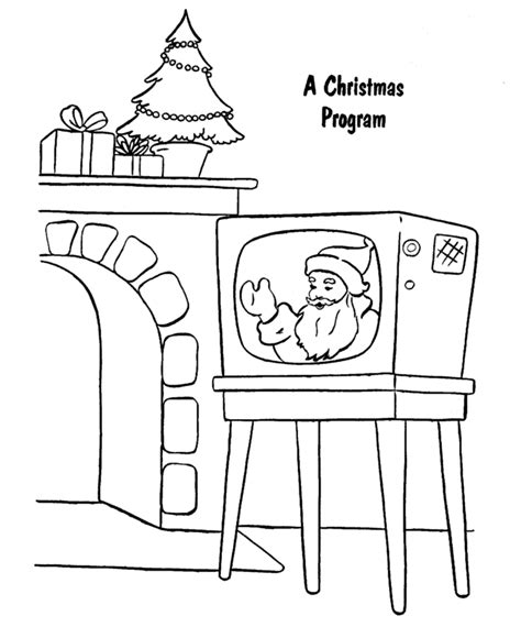 christmas themed coloring pages bluebonkers christmas theme coloring pages 8