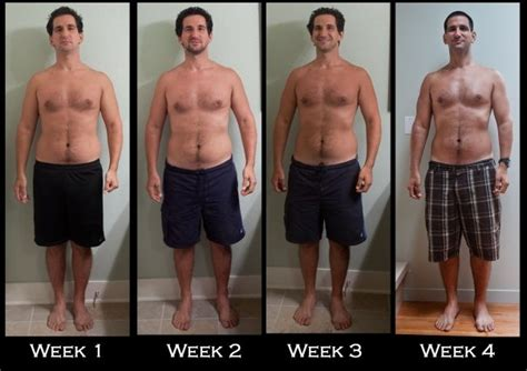 1 Week Detox Before And After by The Daily Juice Organic And Food And Smoothies Also