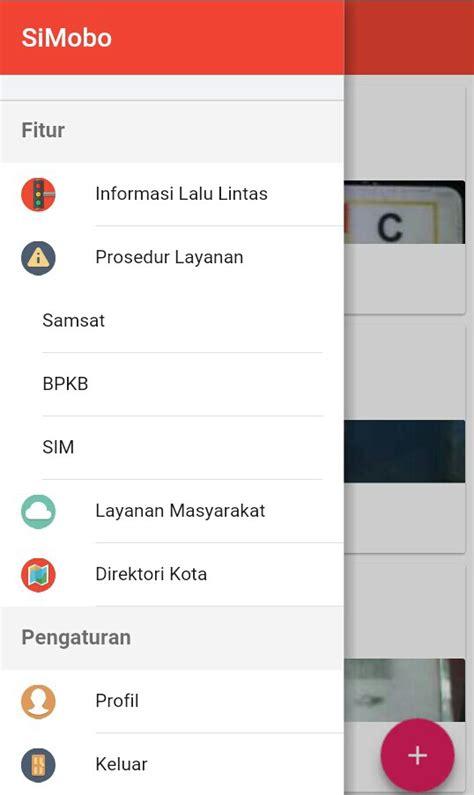 aplikasi membuat sim online pembuatan sim bisa online via aplikasi simobo trip jalan