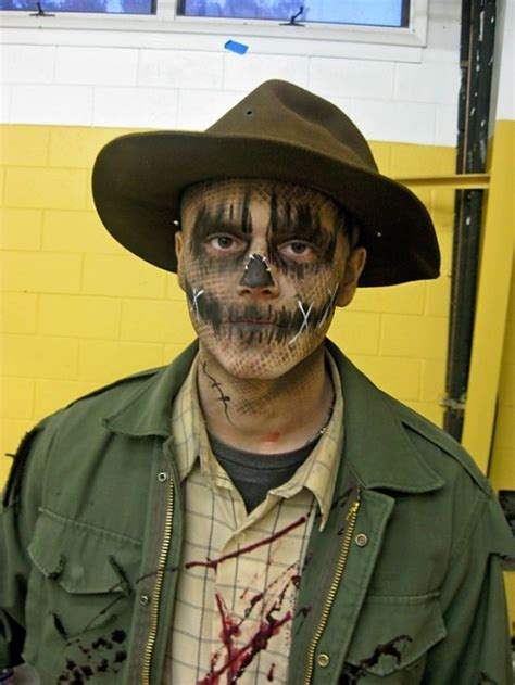 scarecrow makeup designs tips tutorials holidappy