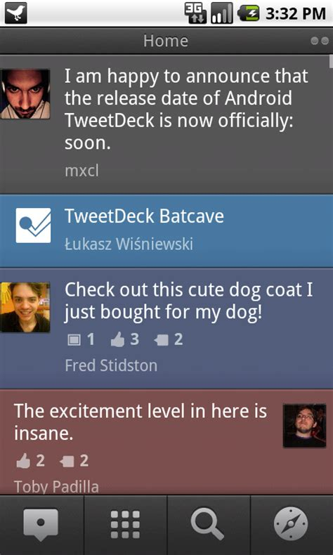 tweetdeck for android tweetdeck pour android est disponible en open beta