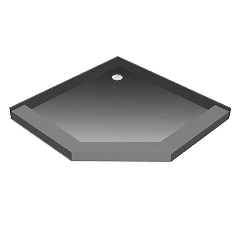 Home Designer Pro Electrical by Redi Neo 48 In X 48 In Neo Angle Shower Base With Back