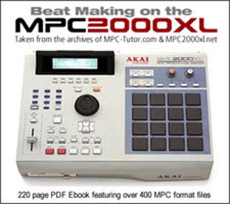 dvd tutorial mpc 2000xl akai mpc2000xl tutorials mpc 2000xl sounds sles