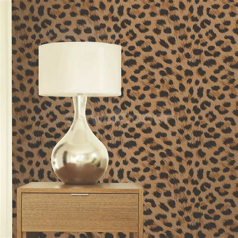wallpaper the leopard home decor 2198 decoration