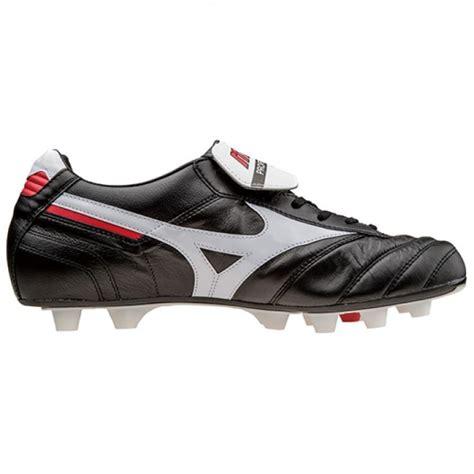 mizuno football shoes mizuno soccer shoes spike morelia 2 p1ga1501 black x white