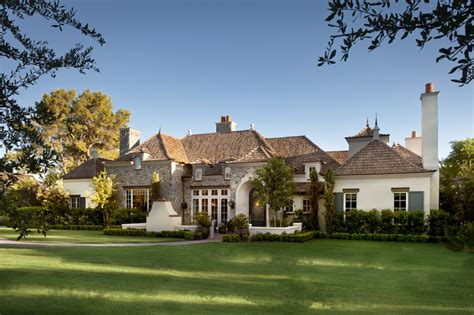 country architects country traditional exterior by