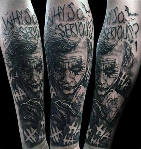 tattoo joker significato joker tattoos for men tatuaggi tatoo e idee