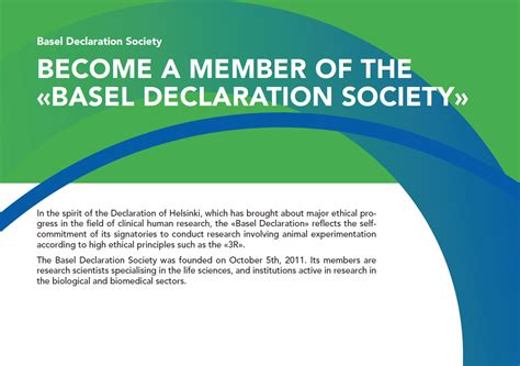 the new landscape declaration a call to for the twenty century books basel declaration basel declaration