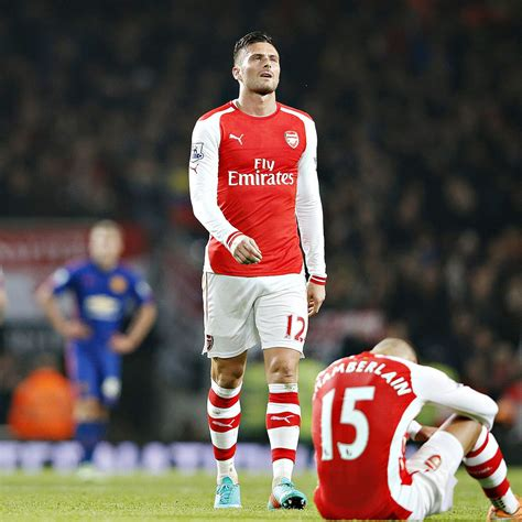 arsenal espn blog arsenal misery begins early after man united defeat