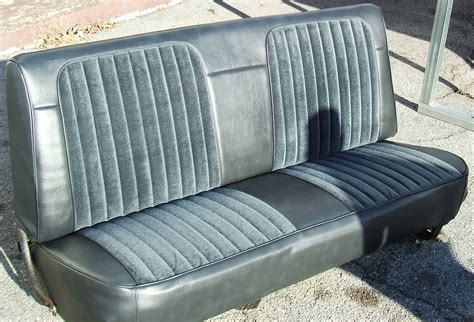 bench seat in truck c10 bench seat for sale autos post