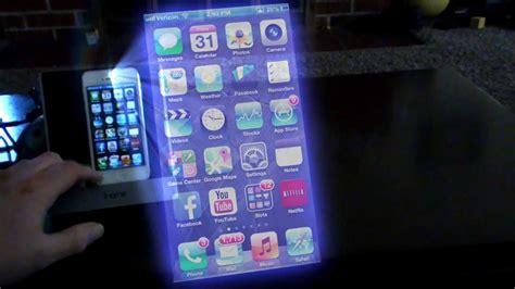 transforma tu iphone ipod touch  ipad en  proyector