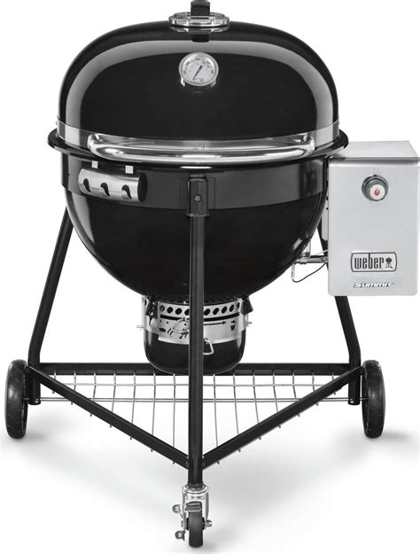Grille Barbecue Weber by 18301001 Weber Summit Charcoal Grill 24 Quot Smoker Kamado Bbq