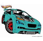 Desenho De Hot Wheels Megane Trophy Pintado E Colorido Por