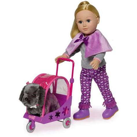 puppy strollers walmart my as doll stroller walmart