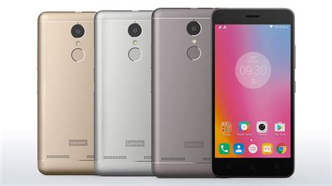 Lenovo K6 Power Lenovo Vibe K6 Power With 4000mah Battery Sd 430 To
