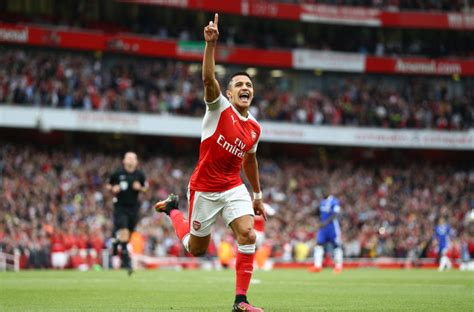alexis sanchez chelsea arsenal vs chelsea full highlights and goal videos