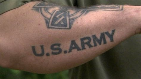 can you have tattoos in the army army helps change manchester nh policy
