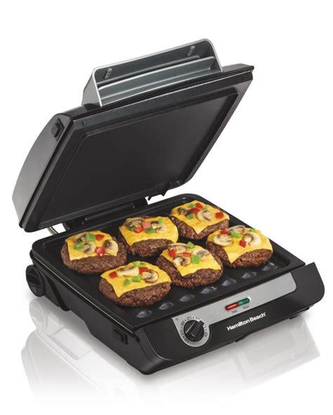 Unique Cooking Gadgets 3 in 1 multigrill indoor grill