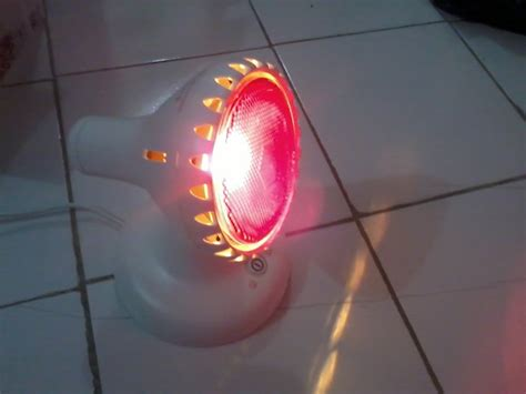 Senter Inframerah alat terapi infra merah dalam tinjauan fisika physicist