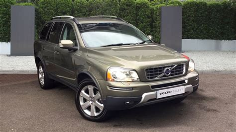 volvo xc90 bluetooth approved used xc90 d5 se dvd entertainment system