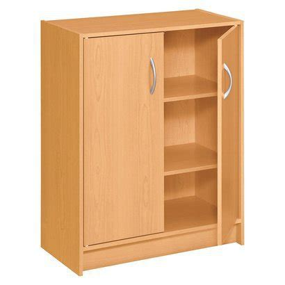 Two Door Closet Storage Cabinet Closetmaid 2 Door Organizer Alder By Closetmaid