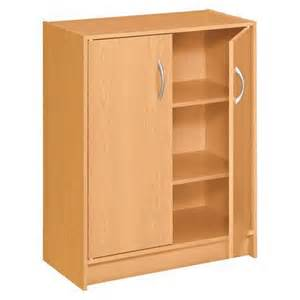 Closetmaid 2 Door Storage Cabinet storage cabinet closetmaid 2 door organizer alder by closetmaid