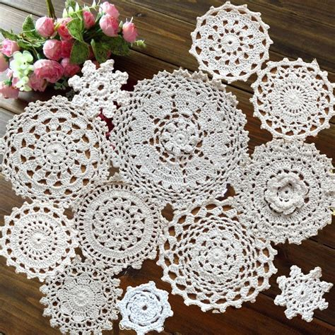Handmade Doilies For Sale - white crochet doilies reviews shopping white