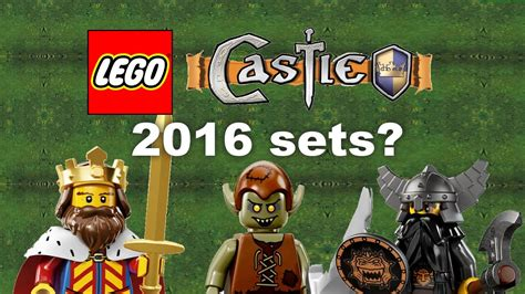 is castle coming back for 2015 2016 lego fantasy era castle to return in 2016 youtube