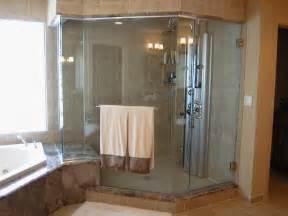 Custom Shower Enclosure Kits Corner Shower Units Irepairhome