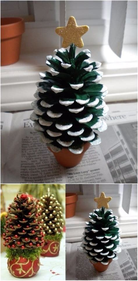 pine cone diy diy pine cone tree pine cone tree