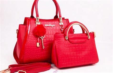Tas Wanita Vania Merah 5 model tas baru dan harganya yang cukup murah untuk