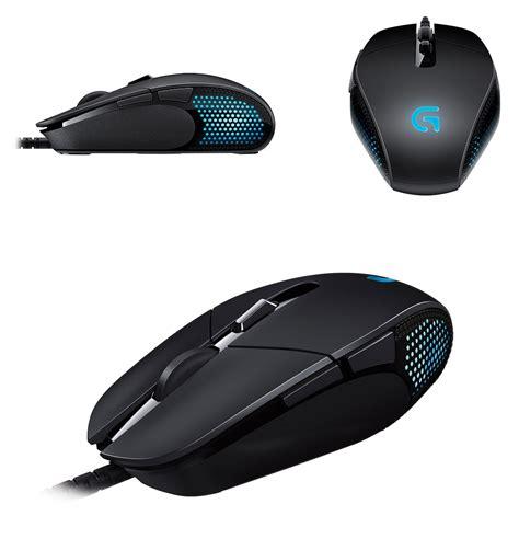 Mouse Logitech Daedalus Prime logitech g302 daedalus prime moba gaming mouse