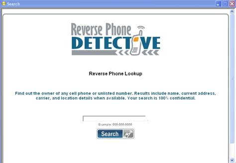 Address Lookup By Phone Cell Phone Number Search 1 2 Freeware
