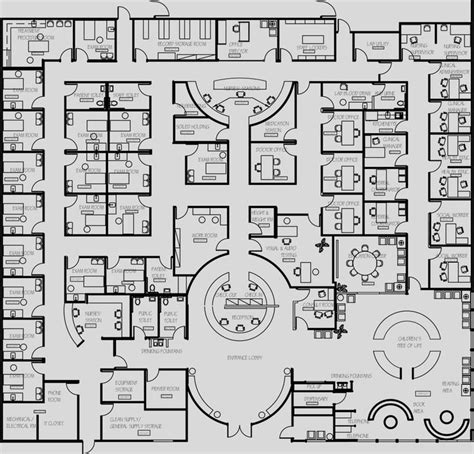 medical clinic floor plans 1000 images about healthcare on pinterest dental office
