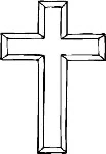cross coloring pages cross coloring pages jesus cross