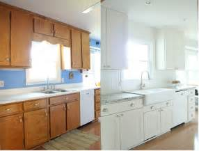 Kitchen remodel before and after pictures pictures to pin on pinterest
