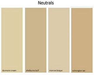 looking for the right beige dunmore shelburne buff bisque are all cool neutral