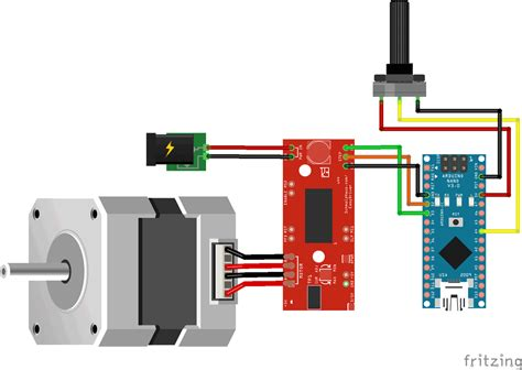 arduino accelstepper tutorial control a stepper motor using an arduino and a
