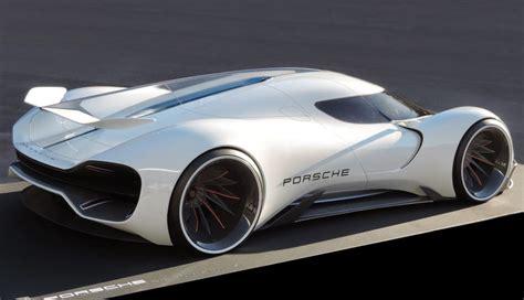 Porsche Elektroauto by Porsche Electric Le Mans 2035 Bilder